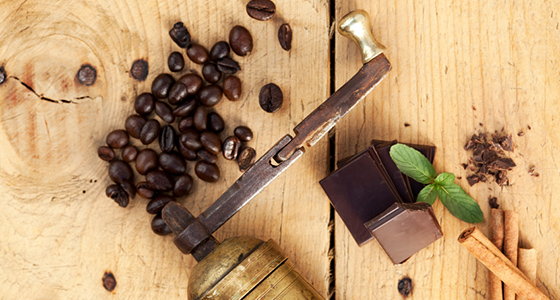 Gourmet Chocolate Mint Coffee