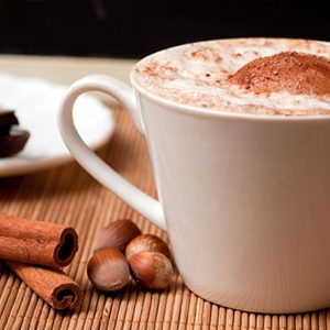 Gourmet Cinnamon Hazelnut Coffee