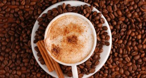 Decaf Cinnamon Creme' Cappuccino Coffee