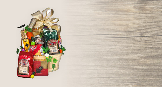 Medium Gourmet Coffee Gift Basket