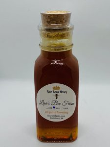 Lisa's Bee Farm XXX Ghost Pepper Honey