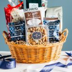 Coffee and Snack Gift Basket - Medium