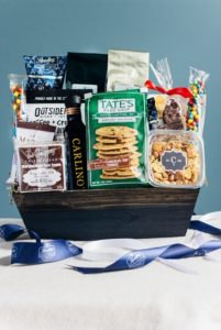 Coffee and Snack Gift Basket - Large