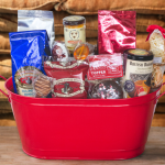 Coffee Beverage Trio Gift Basket - Medium