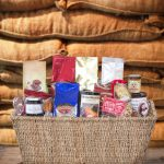 Large Gourmet Coffee Beverage Trio Gift Basket