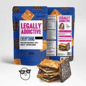 Legally Addictive Everything Cookies