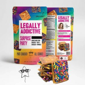 Legally Addictive Surprise Party