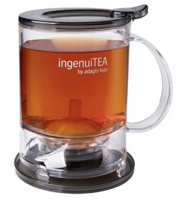 IngenuiTEA 2 Tea Maker: 16 oz. Tea Infuser