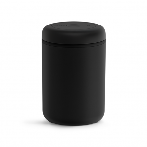 Atmos Vacuum Canisters (1.2L) Matte Black by Fellow