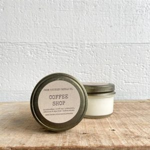 Coffee Shop Soy Candle Mini