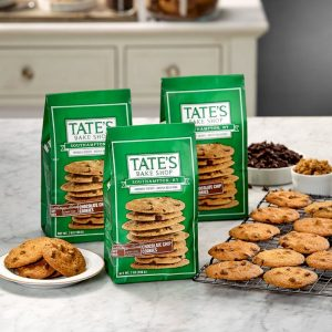 Tate's Chocolate Chip Cookies (3 Pack)