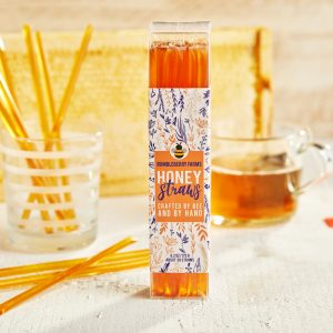 Clover Honey Straws - 175G (about 30 straws)