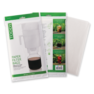 Toddy Cold Brew System - 20 Pack Paper Filter Bags