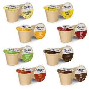Sample Collection - Assorted Single-Serve K-Cup Pods