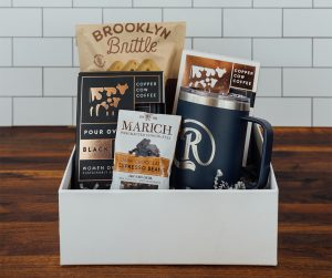 Have Coffee, Will Travel Box